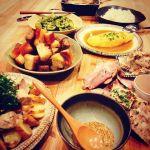 鎌倉の会社へ社食のケータリング(2017.08.31)