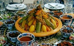 2017.10.13(金)はモロッコ料理@Vicolo(2017.10.11)