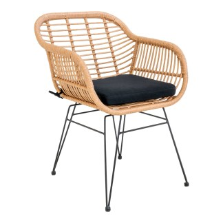 Fauteuil rotin trieste house nordic