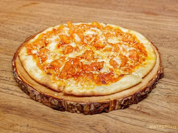 Korean Spicy Pizza