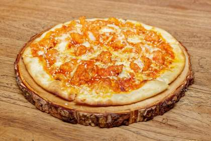 Korean Spicy Pizza
