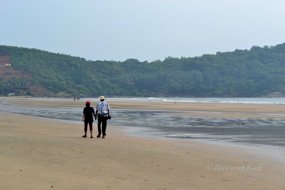 Travelogue: Solo backpacking trip - Gokarna (6/6)