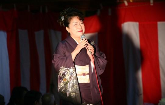 11月3日歌謡ショー開催
