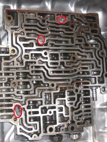 Gm 4l80e Transmission Wiring A604 Valve Body A604 Valve Body