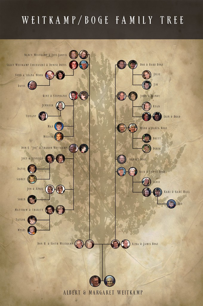 blank family tree picture