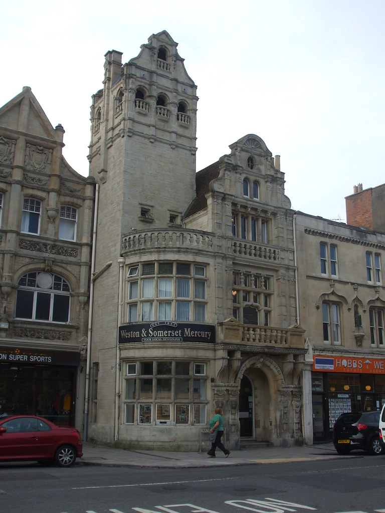 Local Newspaper Office, Weston-super-Mare
