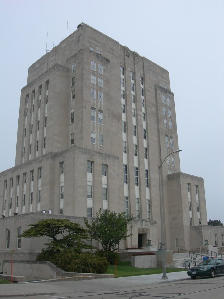 Racine County Courthouse