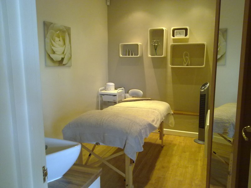 Beauty salon Treatment room 2 at the Ponsmere hotel