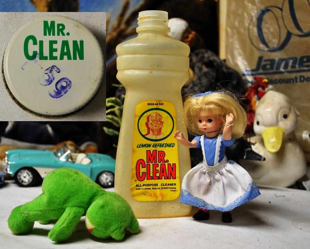 Mr Clean Floor Cleaner