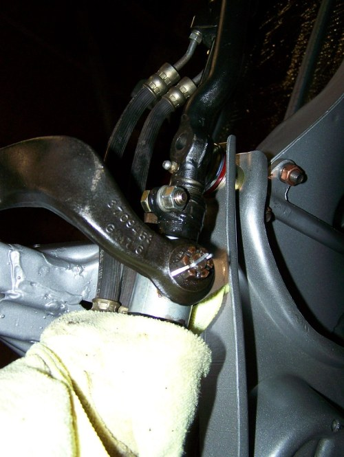 small resolution of 1956 chevrolet power steering pitman arm
