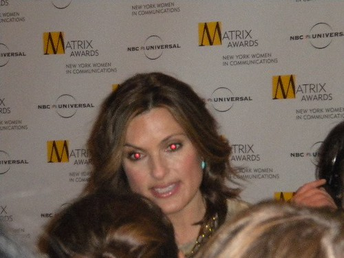 Mariska Hargitay red carpet