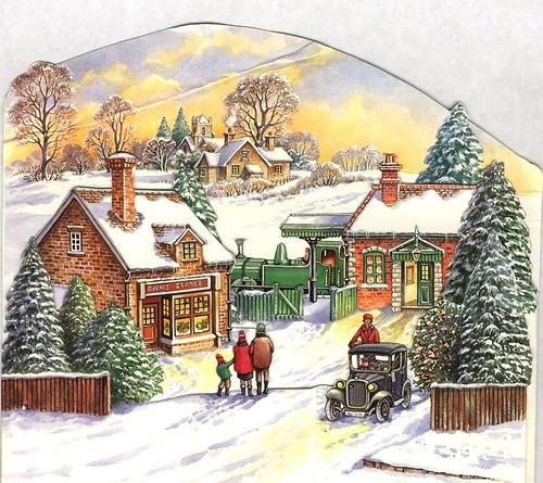 FREE KIDS PRINTABLE CHRISTMAS CARDS