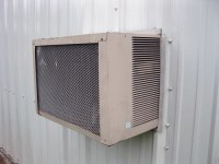 HEATER AC WALL UNIT