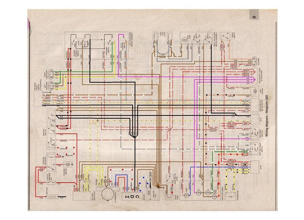 suzuki vinson wiring diagram