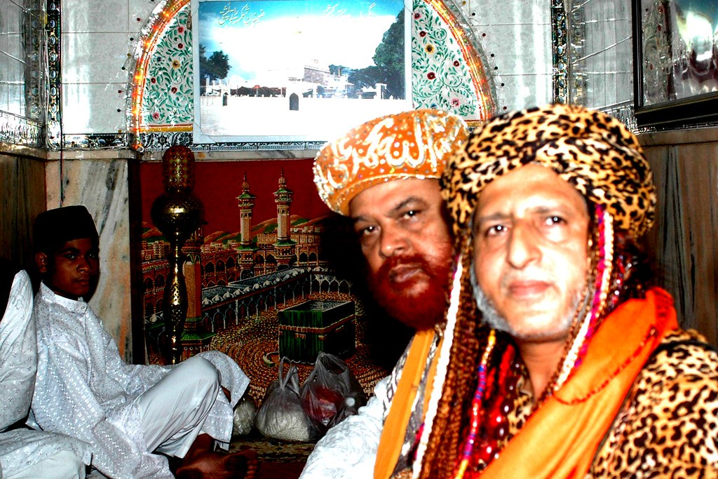 In The Kingdom of Khwajah Garib Nawaz at Hujra No 6 Ajmer Sharif
