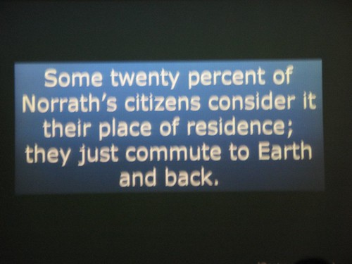 Virtual World Factoid