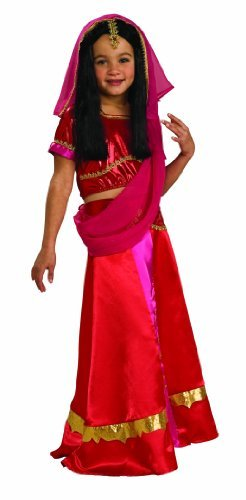 Bollywood Princess Costume