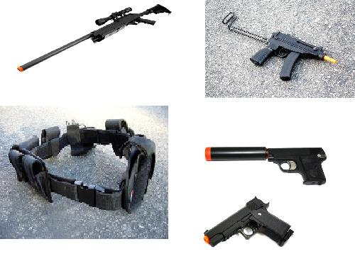 Ever Made Gun What First Was Airsoft