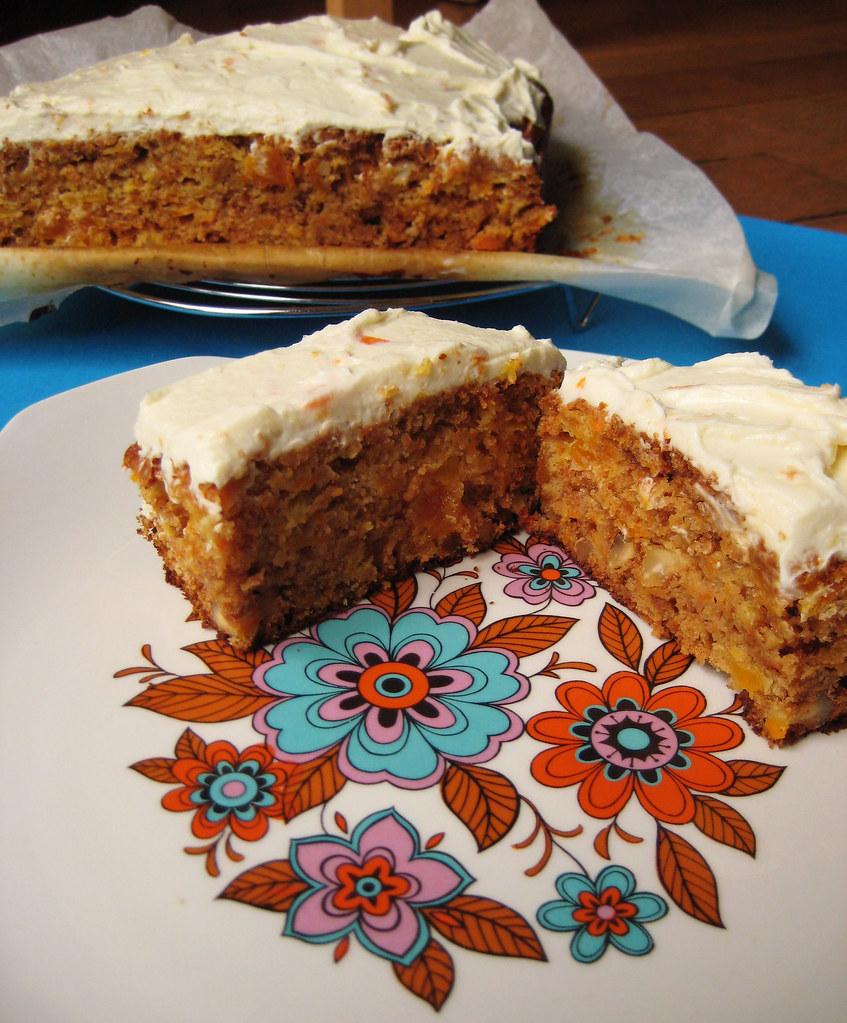 Carrot Cake Recipe Jamie Oliver
