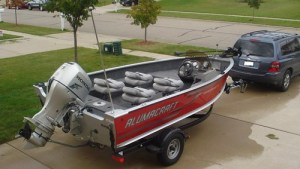 SHORELANDER BOAT TRAILERS