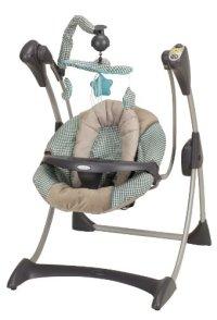 GRACO BABY SWING : BABY SWING