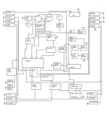 my own wiring diagram series 2a