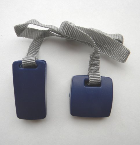 Treadmill Safety Key Square Blue 245950