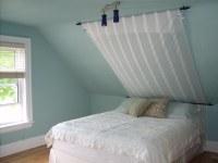 SLOPED CEILING BEDROOM | Sloped Ceiling Bedroom. Asian ...