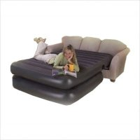 SLEEPER SOFA AIR BED | Sleeper sofa air bed. Air mattress ...