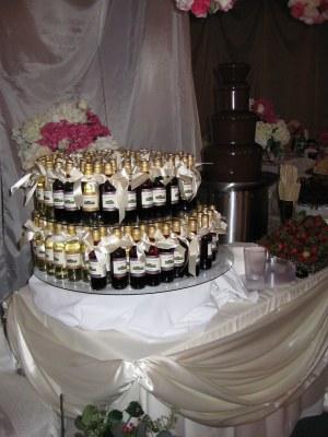 MINI WINE BOTTLES FOR WEDDING FAVORS FOR WEDDING FAVORS