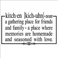 DECORATIVE WALL SAYINGS : WALL SAYINGS - CABIN DECORATING ...