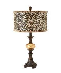 LEOPARD PRINT LAMP SHADES  LEOPARD PRINT LAMP SHADES ...