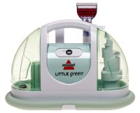 LITTLE GREEN CLEANING MACHINE : LITTLE GREEN - BISSEL ...