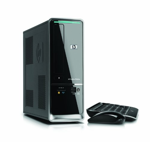 HP Pavilion Slimline s5730f PC (Black)