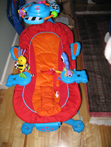 FISHER PRICE BABY BOUNCER  BABY BOUNCER  AFFORDABLE BABY