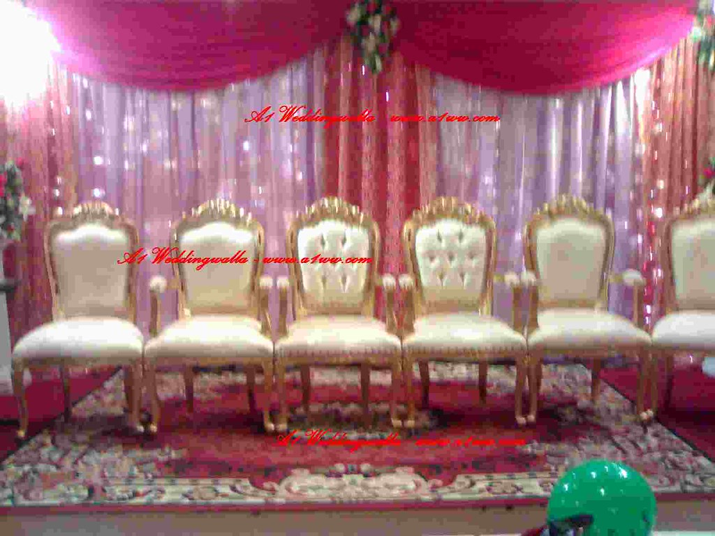 wedding decorations chairs receptions bedroom chair upcycling reception