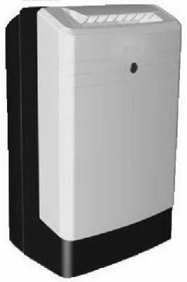Midea America Corp/import Mpn-10crn1-bh9 Westpointe Portable Air Conditioner 10,000 Btu/hr