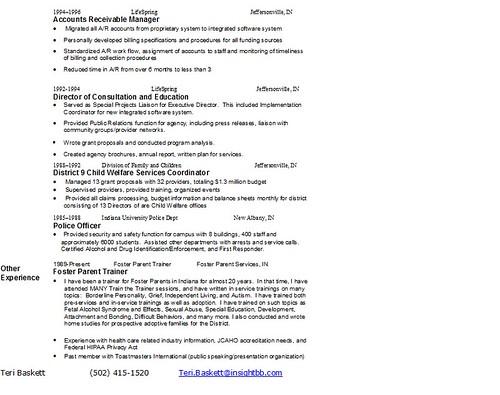 sample representative matters for lawyer resume
