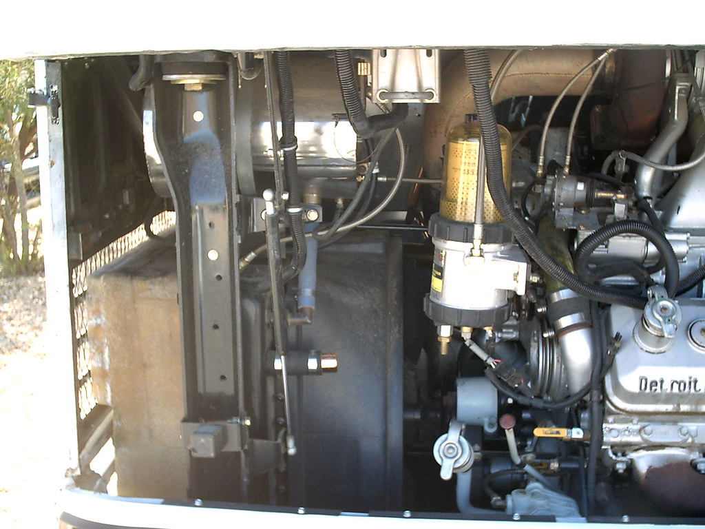 hight resolution of when i bought the the two buses one of them came with a stainless steel radiator reservoir note the copper cap on the small radiator hose