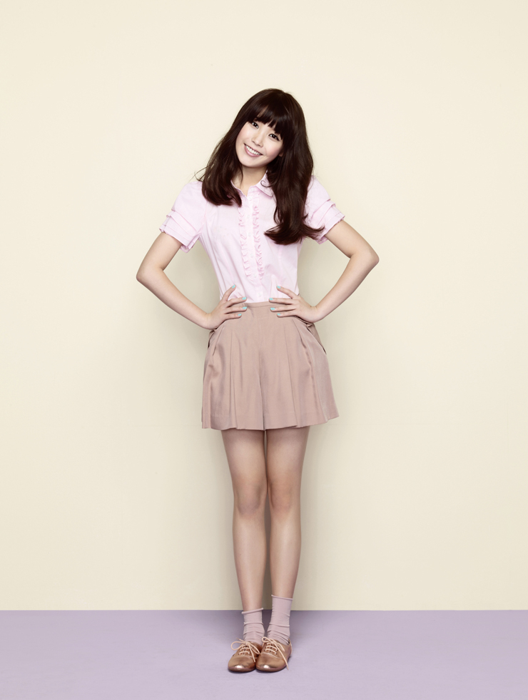 Lee Ji Eun Wallpaper