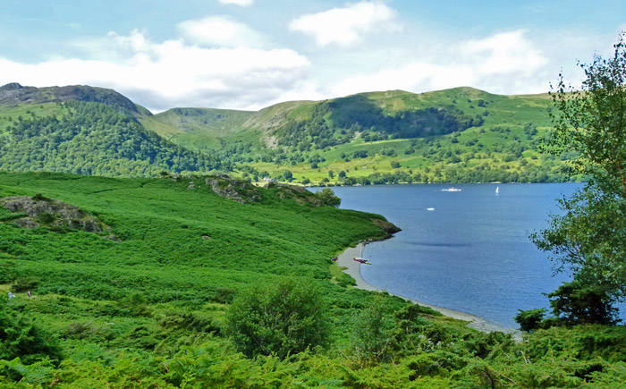 Silver Bay, Ullswater, Lake District