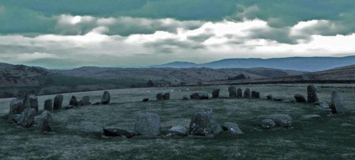 Timeline for prehistoric Britain, Swinside, stone circle, Cumbria