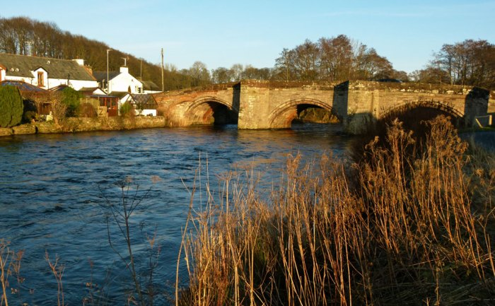 Eamont Bridge, Cumbria, Athelstan, England