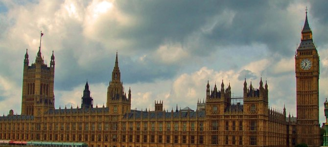 Brits invent parliamentary democracy