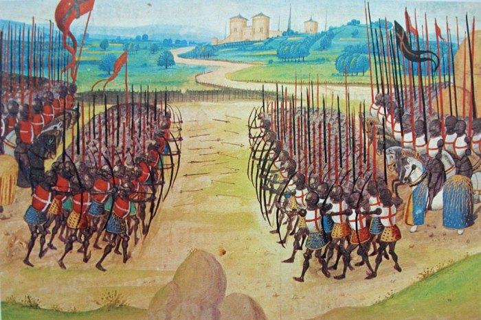 Battle of Agincourt, Henry V, Hundred Years War