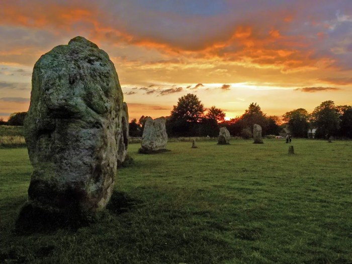 Avebury, stone circle, prehistoric, Wiltshire