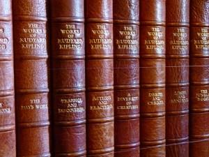 Rudyard Kipling, books, Bateman's