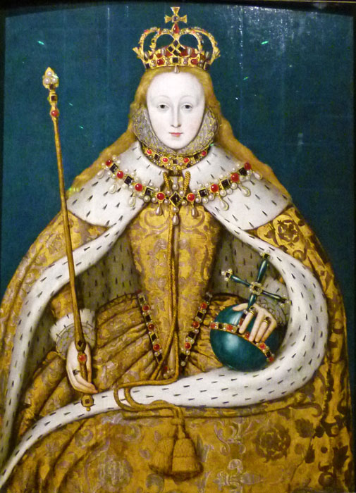 Queen Elizabeth I, Elizabethan England