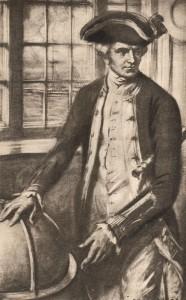 Captain James Cook, British expansion