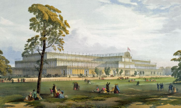 The Great Exhibition, the 'Crystal Palace', Victorian Britain